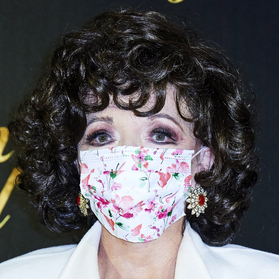 Joan Collins Stars Whove Spoken Out About Getting COVID-19 Vaccine