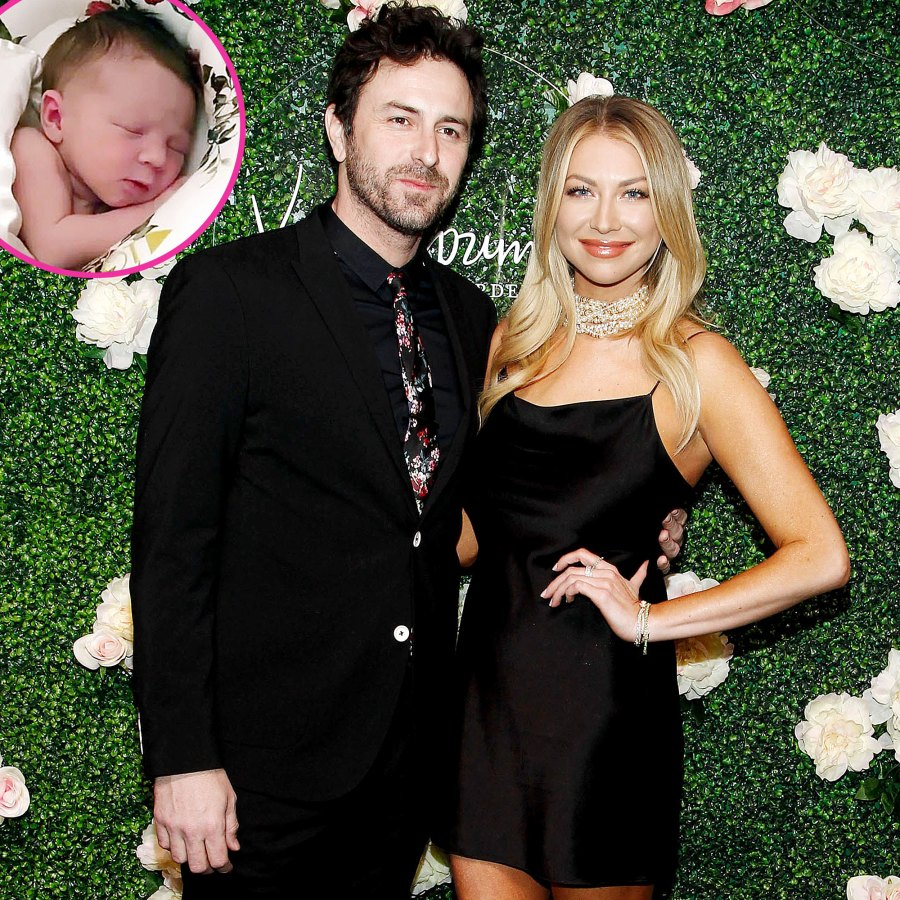 Stassi Schroeder Beau Clark Daughter Hartford Baby Album
