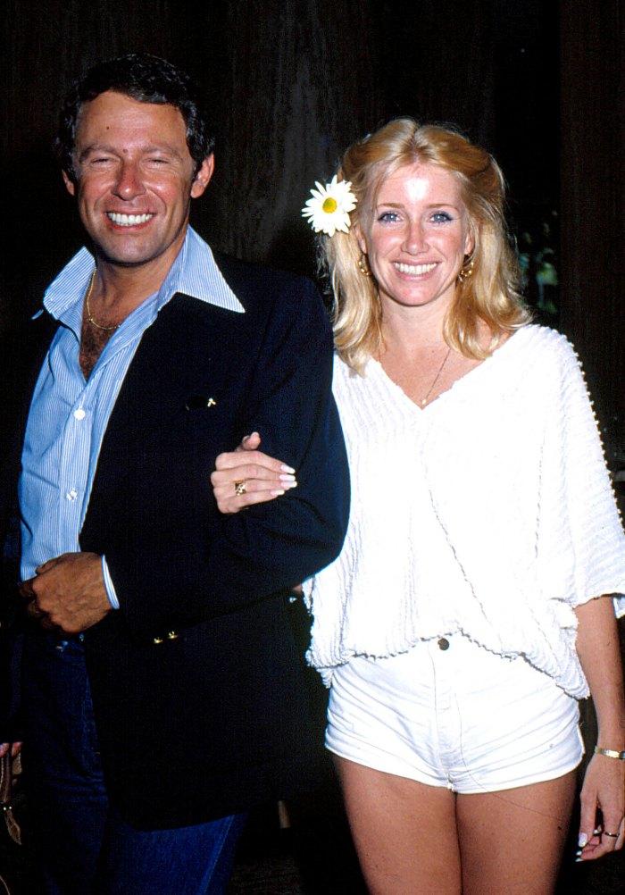 Suzanne Somers habla sobre estar locamente enamorada de su esposo Alan Hammel