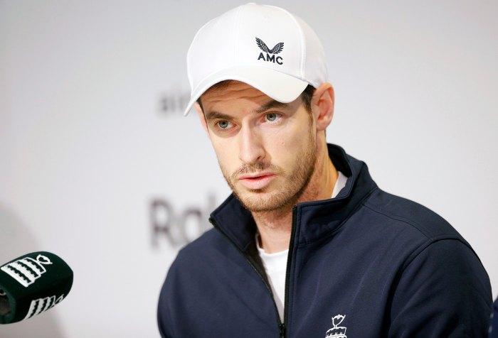 Tennis Champ Andy Murray Tests Positive for COVID-19 Before Australian Open