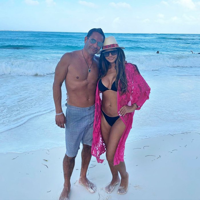 Teresa Giudice Gushes Over Boyfriend Luis Ruelas Amid Engagement Rumors From Fans: 'You Make My Heart Smile'