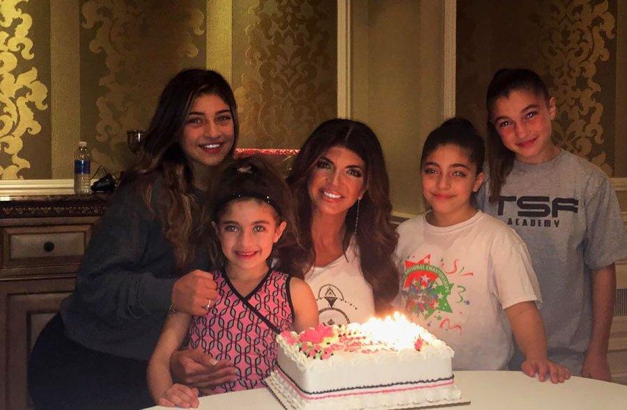 Teresa Giudice and Joe Giudice's Family Moments While Raising 4 Daughters: Pics