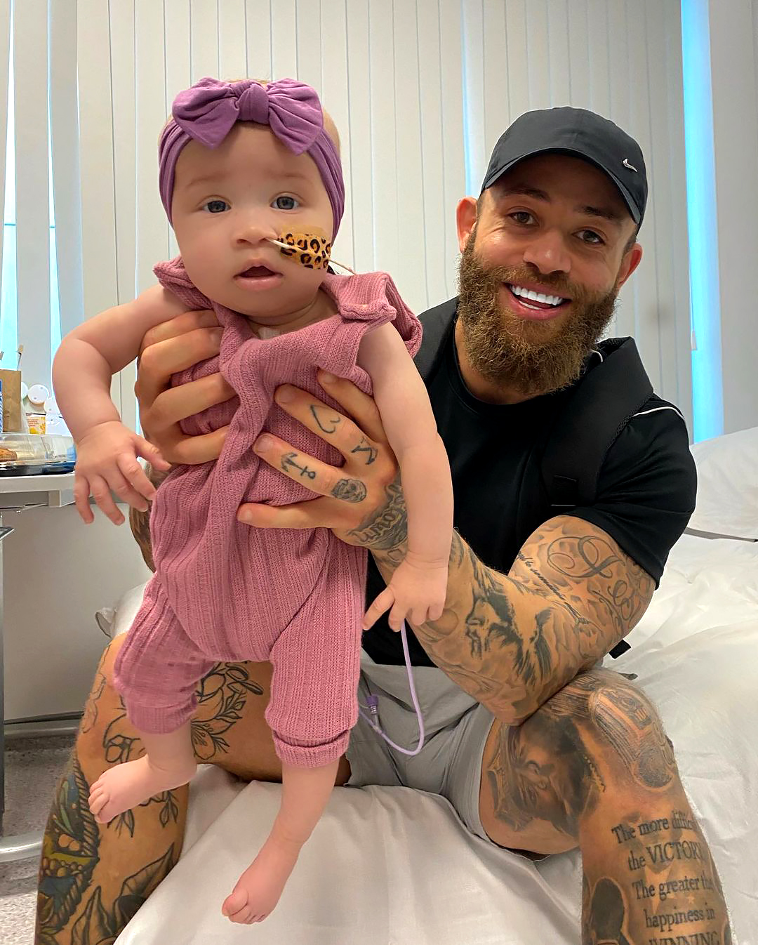 The Challenge S Ashley Cain S Baby Gets Stem Cells Amid Cancer Battle