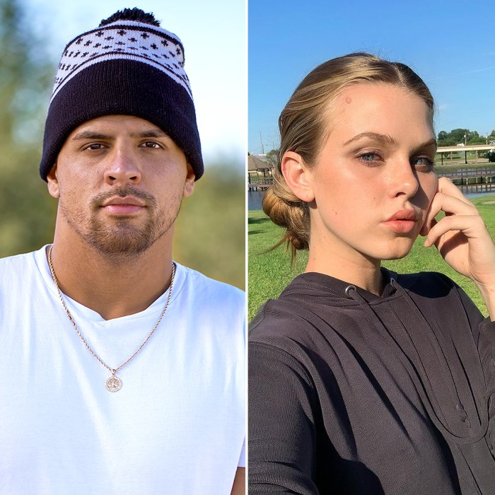 The Challenge's Fessy Shafaat Responds to Ex Haleigh Broucher's Claims
