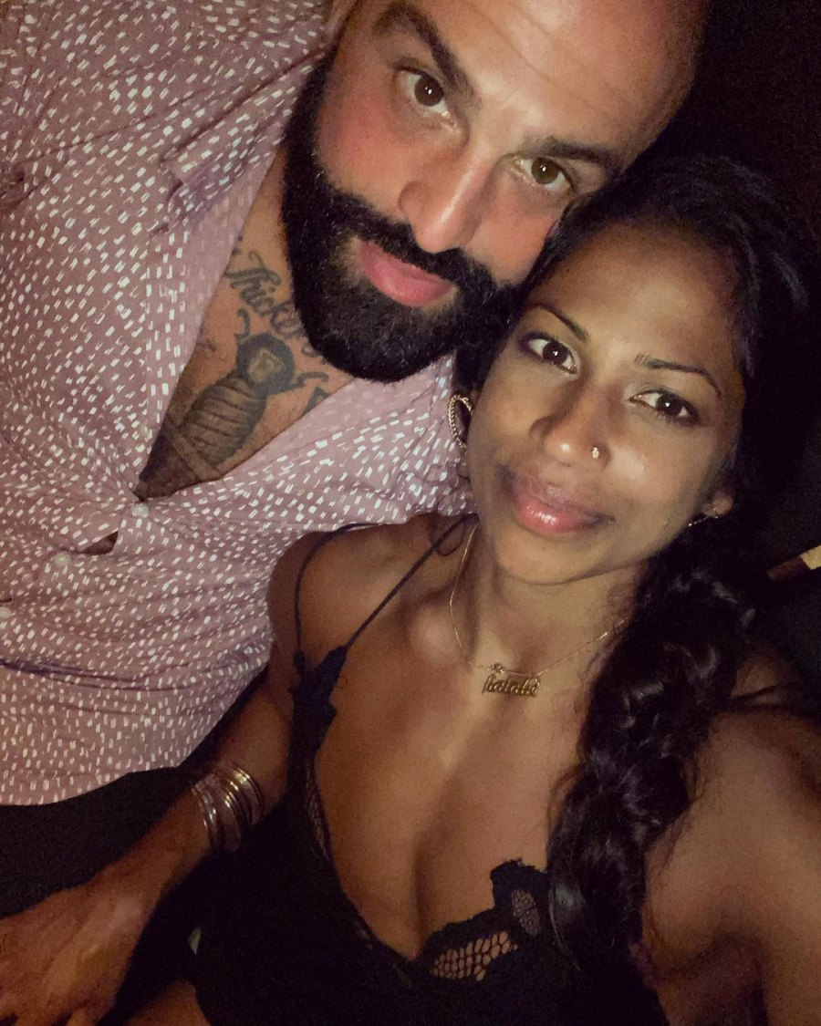 The Challenge's Natalie Anderson in a relationship