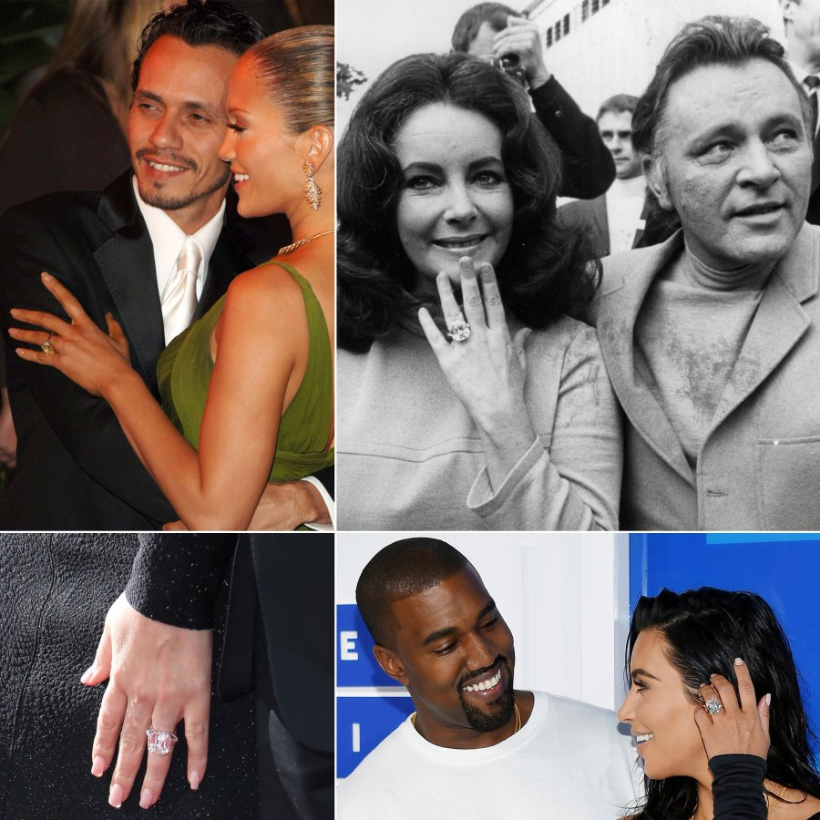 The Most Expensive Engagement Rings of All Time