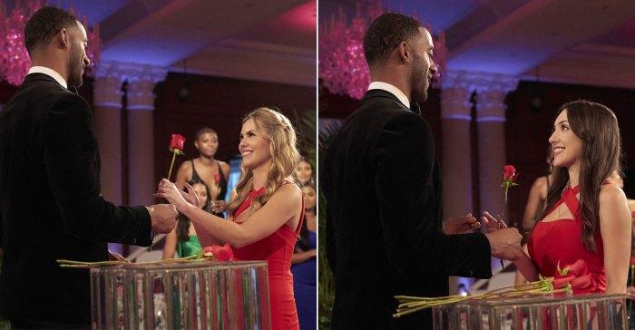 La verdadera razón por la que los concursantes de 'Bachelor' terminan usando los mismos vestidos