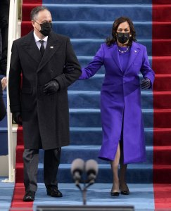 The Significance Behind Kamala Harris' Historical Inauguration Outfit