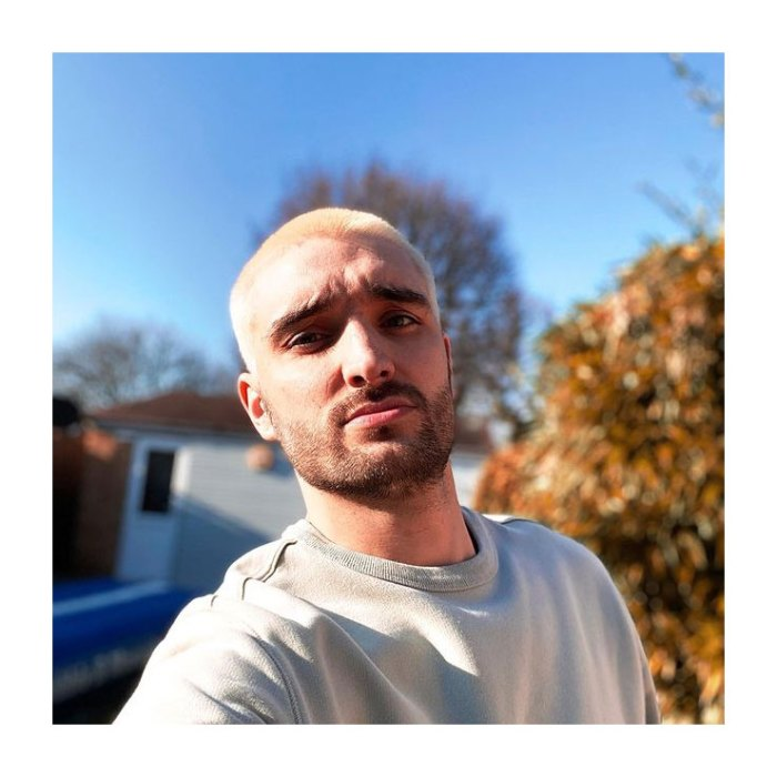The Wanted Tom Parker Reveals Brain Tumor Significant Reduction