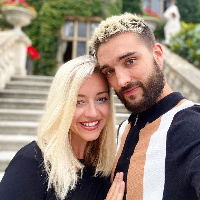 The Wanted Tom Parker Reveals Brain Tumor Significant Reduction Kelsey Parker