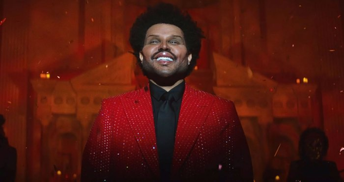 The Weeknd atrae rumores sobre cirugía plástica después de su video musical New Look