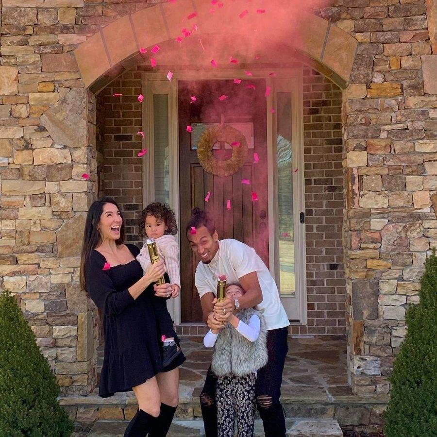 Theresa Jones and T.J. Jones baby sex reveal