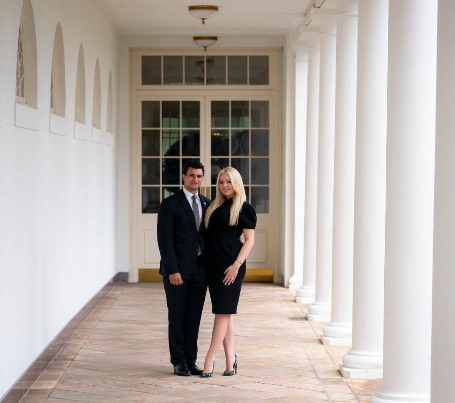 Tiffany Trump Announces Engagement to Boyfriend Michael Boulos White House Photo