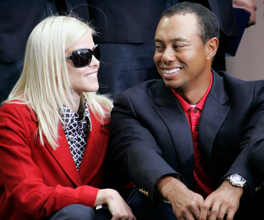 Tiger Woods and Elin Nordegren: How They Got Over Scandal to Coparent