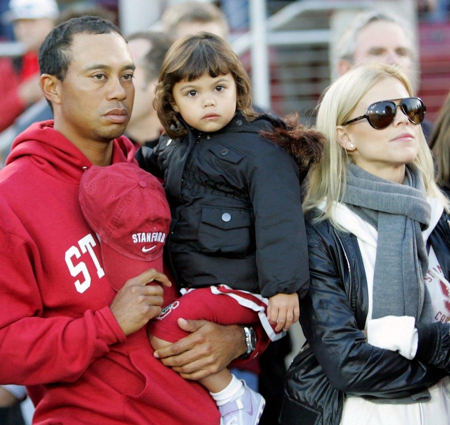 Elin Nordegren / Tiger Woods Ex Elin Nordegren Is Happy ...