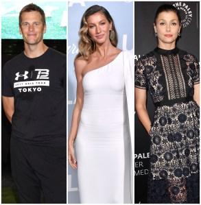 Tom Brady Headed to 10th Super Bowl: Wife Gisele, Ex Bridget Moynahan React