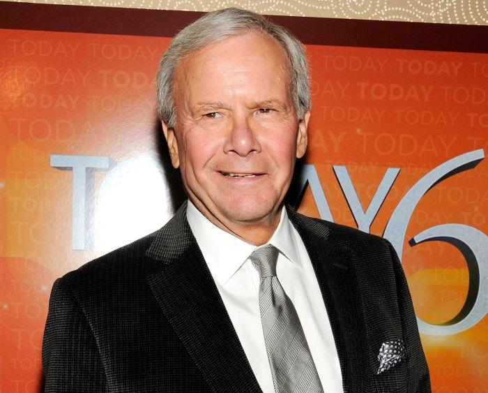 Tom Brokaw anuncia su retiro de NBC News después de 55 años