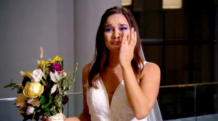Virginia se casó a primera vista