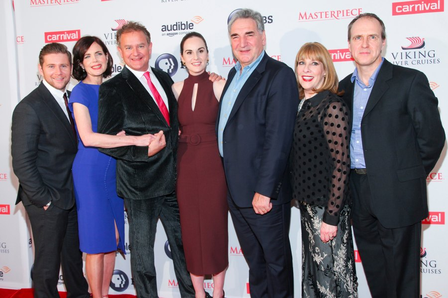 Where Are They Now Downton Abbey Cast