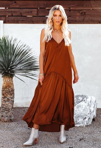 Why Brown Is This Season's Hottest Color