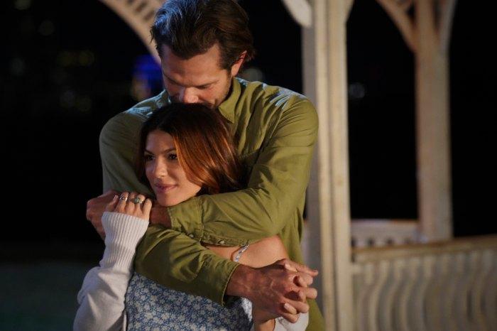 Por qué Genevieve Padalecki estaba nerviosa por unirse a su esposo Jared Padalecki en Walker