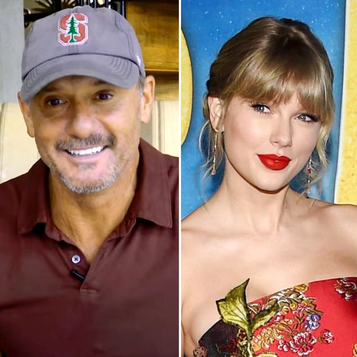 Por qué Tim McGraw estaba preocupado cuando Taylor Swift nombró a Song en su honor