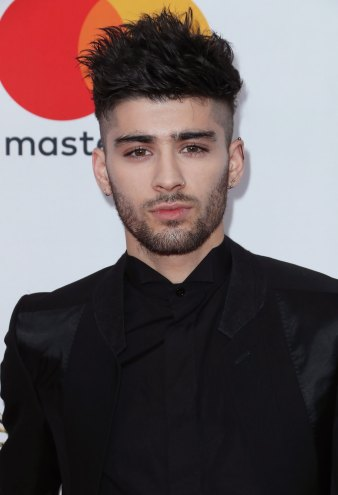 Zayn Malik Secretly Had a Tattoo of His Daughter's Name the Whole Time