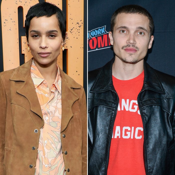 Zoe Kravitz Posts About Ridding Herself of People Who 'No Longer Serve My Greatest' Good Amid Karl Glusman Divorce