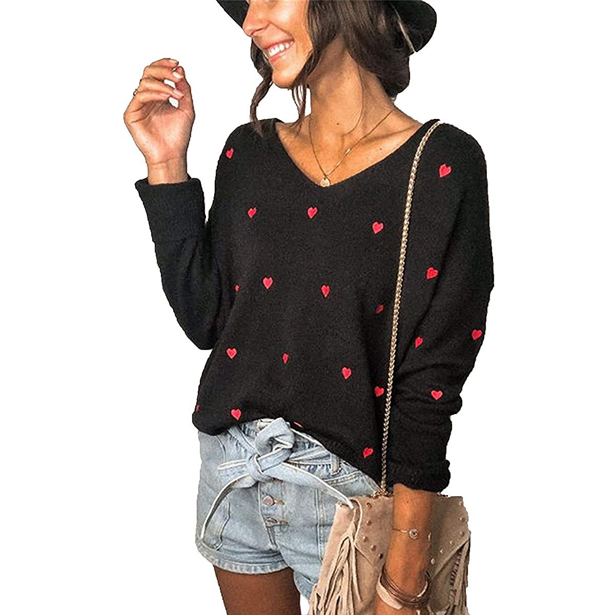 amazon-heart-sweater-polka-dot
