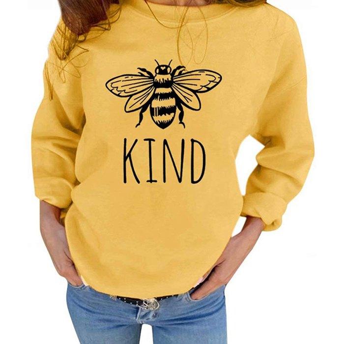 amazon-sweatshirt-bee-kind1
