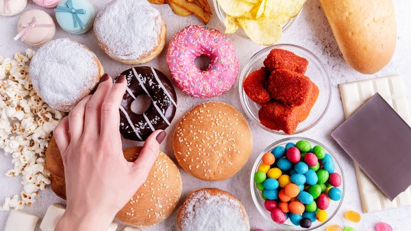stress-eating