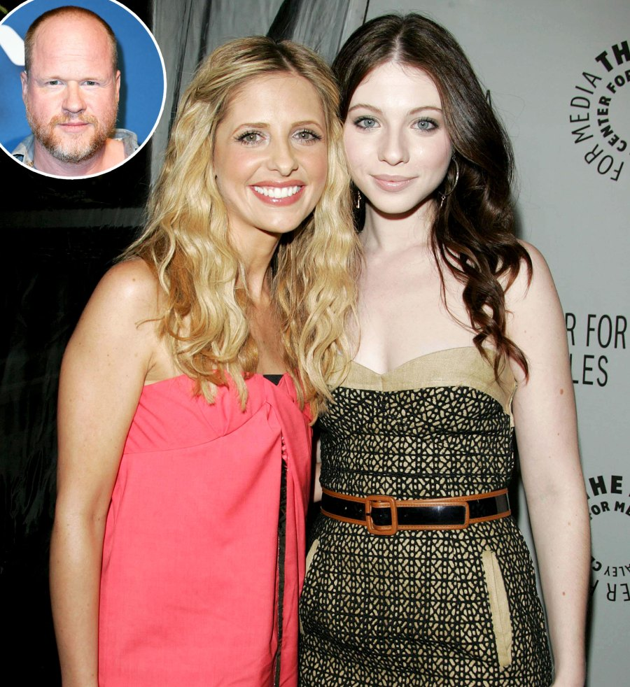 Buffy the Vampire Slayer Sarah Michelle Gellar Michelle Trachtenberg and More React to Joss Whedon Allegations