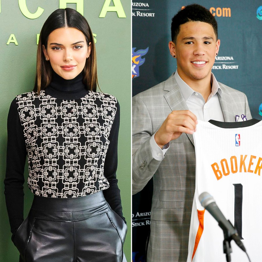 Kendall Jenner and Devin Booker Confirm Romance on Valentines Day
