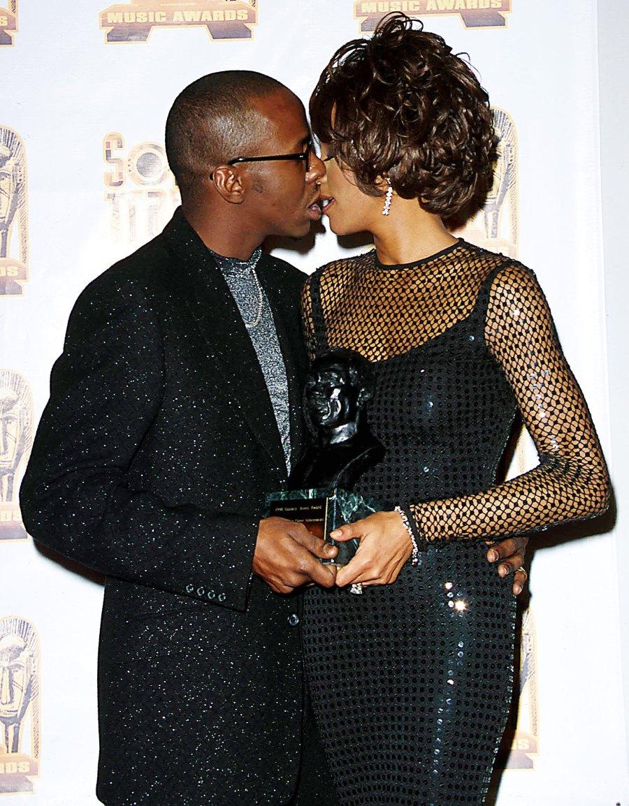Soul Train Awards 1998 Bobbi Kristina Brown Life With Whitney Houston and Bobby Brown