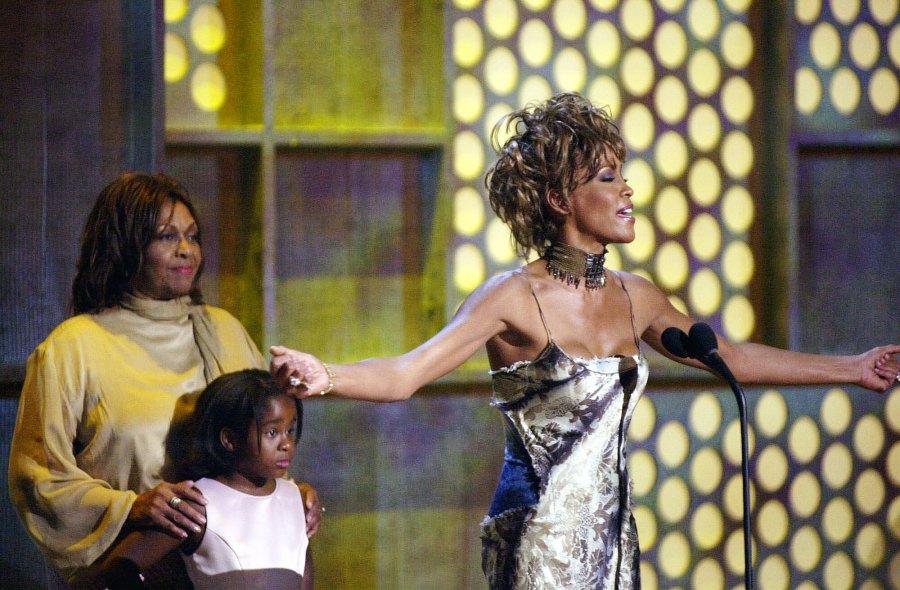 BET Awards June 2001 Bobbi Kristina Brown Life With Whitney Houston and Bobby Brown