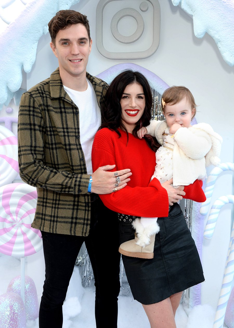 Shenae Grimes and Josh Beech Celebrity Pregnancy Announcements of 2021: See Which Stars Are Expecting