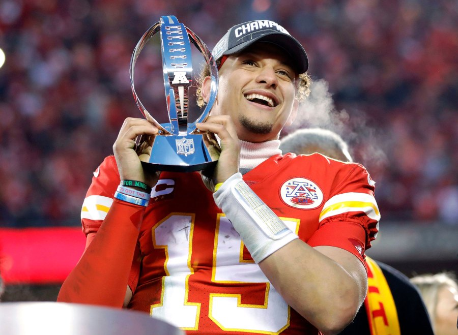 5 Things to Know About Patrick Mahomes