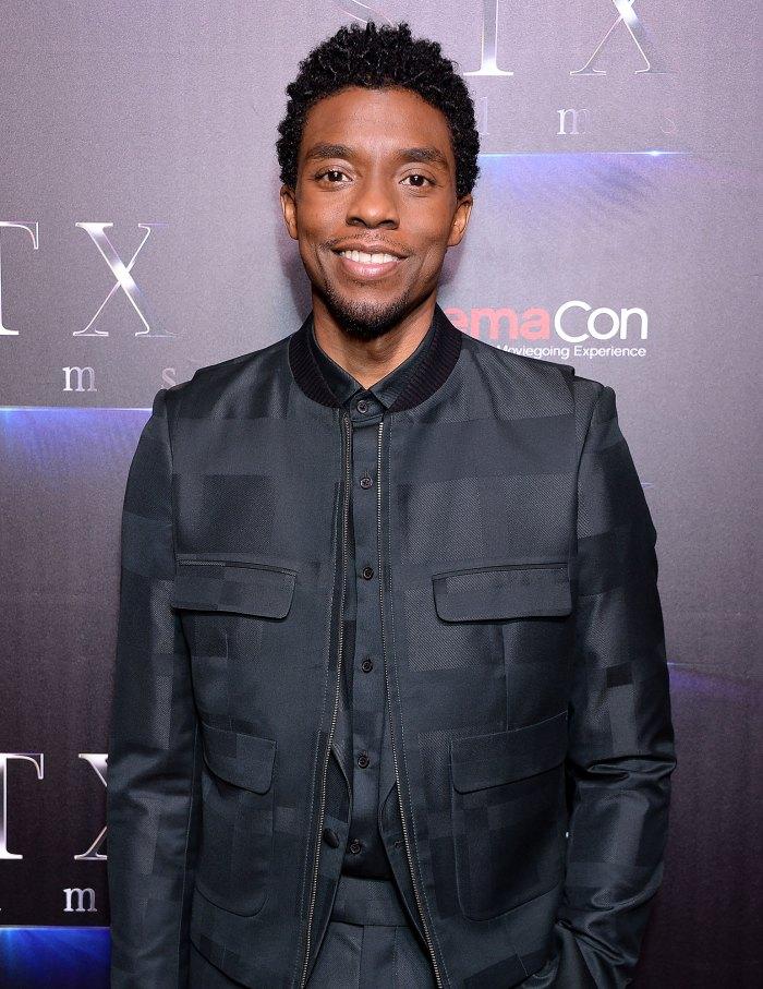 Acepta el Globo de Oro 2021 en nombre de Chadwick Boseman tras la muerte del actor