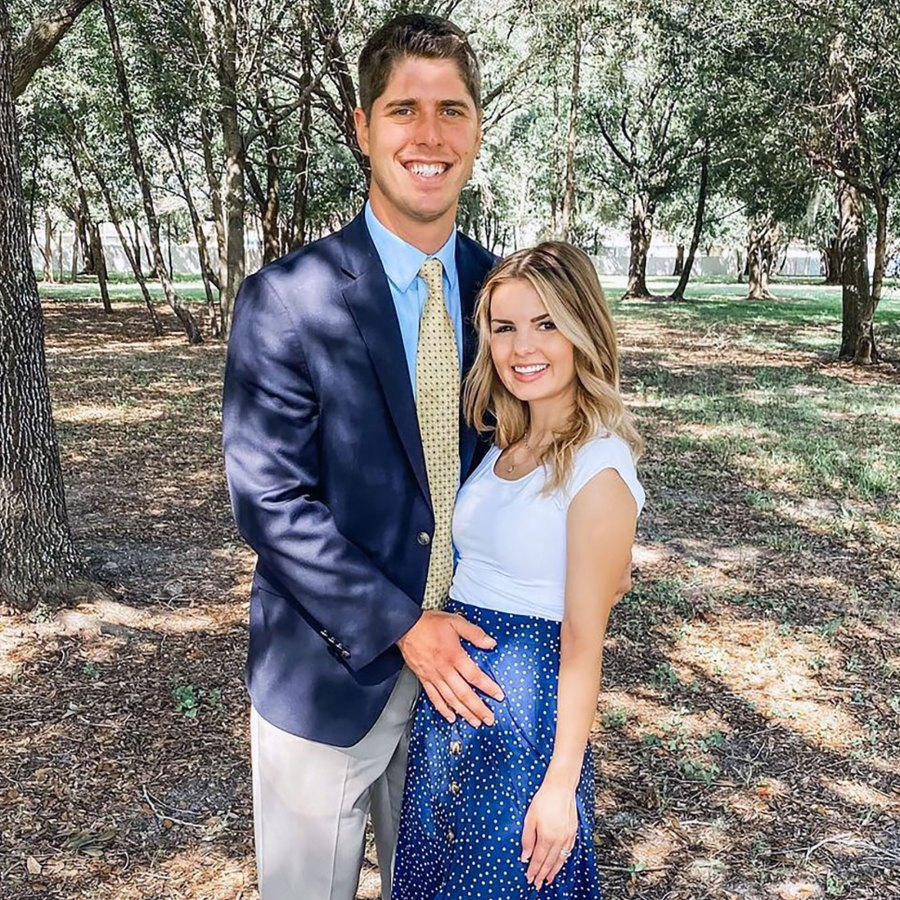 Alyssa Bates John Webster Celebrity Babies of 2021