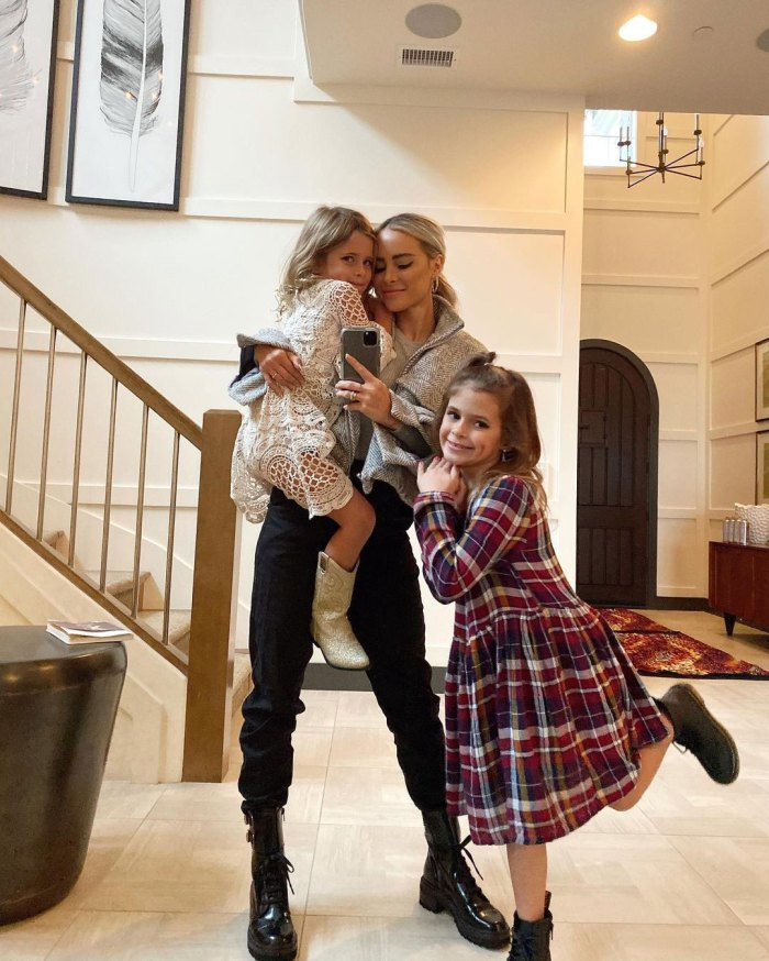 Amanda Stanton Introduced Boyfriend Michael Fogel to Her Daughters