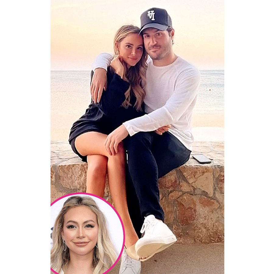 Amanda Stanton New Man Was Previously Linked Another Bachelor Star Corinne Olympios