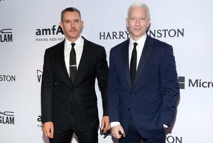 Anderson Cooper and Ex Benjamin Maisani Are Living Together While Coparenting Son Wyatt