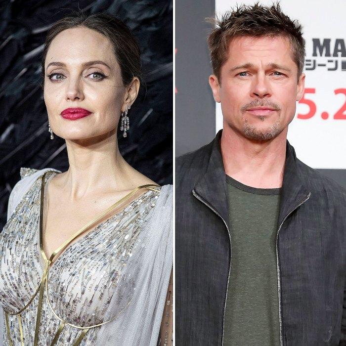 Angelina Jolie Reflects Brad Pitt Divorce