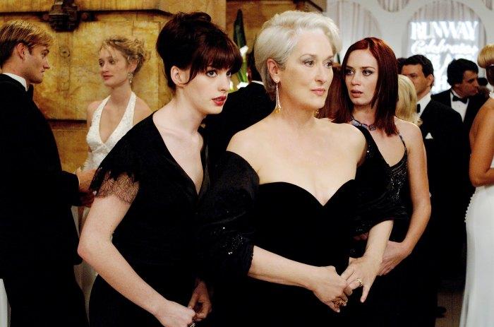 Anne Hathaway revela que fue la 'novena elección' para el protagonista de 'The Devil Wears Prada'