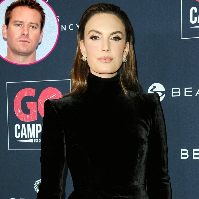 Armie Hammer Estranged Wife Elizabeth Chambers Speaks Out Amid His DM Scandal
