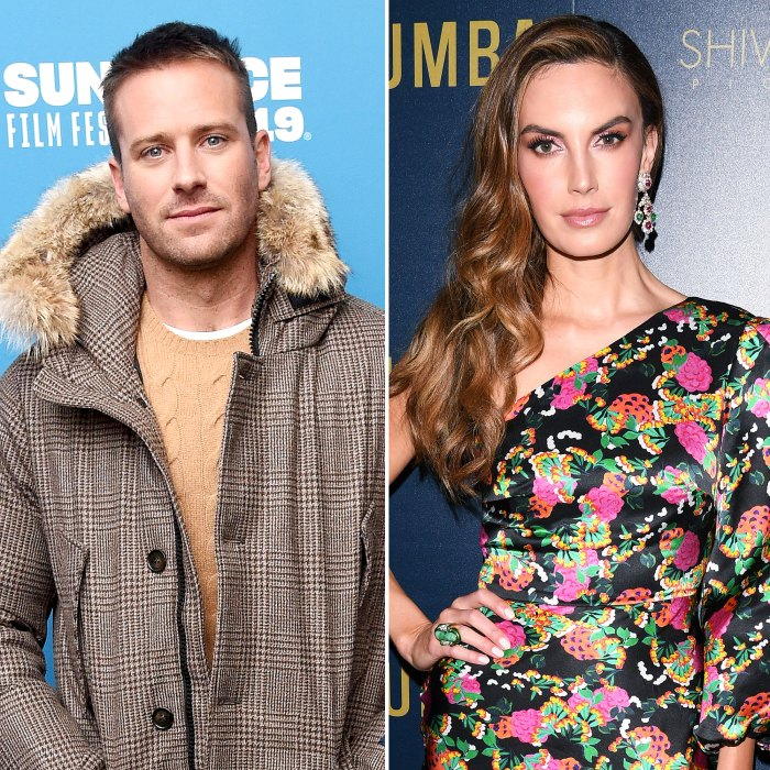 Armie Hammer's Wife Elizabeth Chambers Sages Home Amid Scandal 1