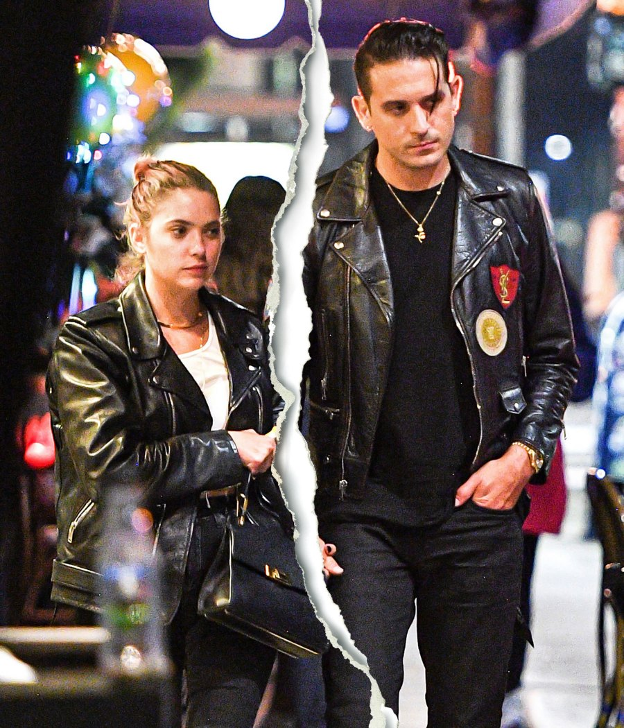 Ashley Benson G-Eazy Split After Less Than 1 Year