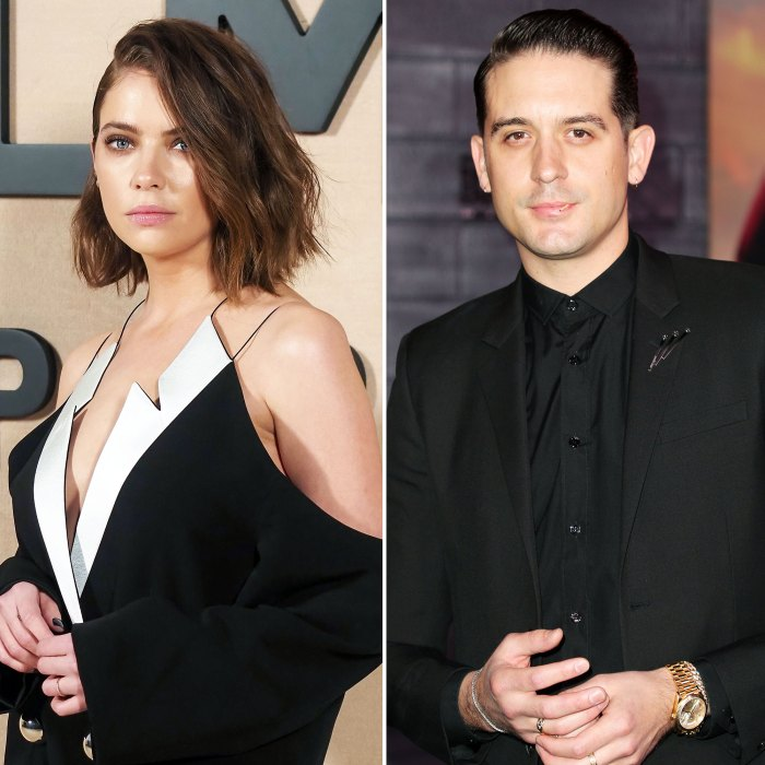 Ashley Benson and G-Eazy Relationship Took a Hard Turn for the Worse Before She Initiated Split