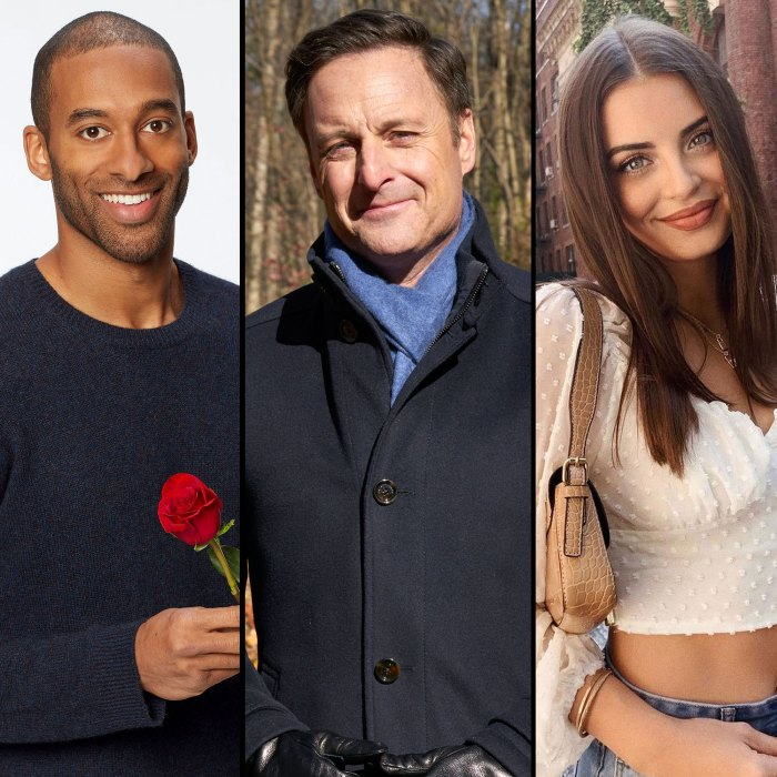 El soltero Matt James aborda la controversia entre Chris Harrison y Rachael Kirkconnell