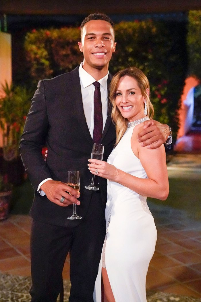 Bachelorette Clare Crawley Unfollows Ex-Fiance Dale Moss on Instagram
